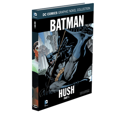DC Comics Graphic Novel Collection: Band 1 – Batman Hush Teil 1 – DE