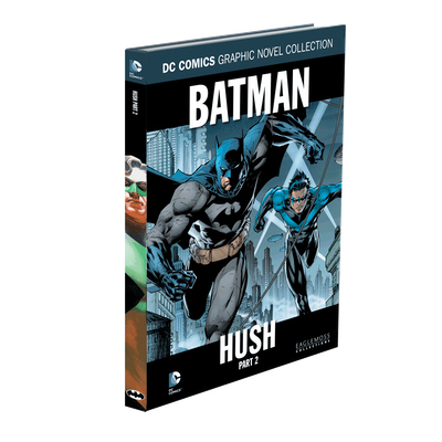 DC Comics Graphic Novel Collection: Band 2 – Batman Hush Teil 2 – DE