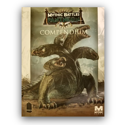 Mythic Battles: Pantheon 1.5 – Compendium