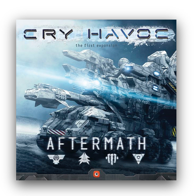 "Cry Havoc: Aftermath ""Expansion"" – EN"