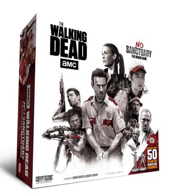 the Walking Dead: no Sanctuary – EN