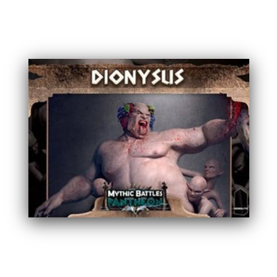 Mythic Battles: Pantheon 1.5 – Dionysus