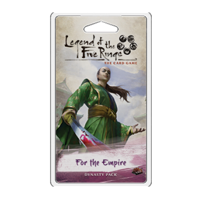 L5R: Inheritance 1 – for the Empire – EN