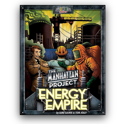 The Manhattan Project: Energy Empire – EN