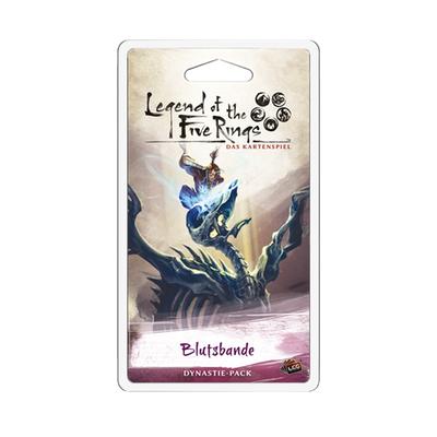Legend of the five Rings: Erbfolge 2 – Blutsbande – DE