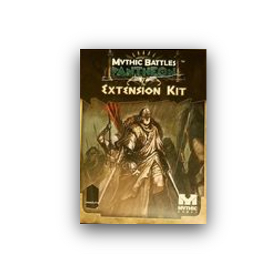 Mythic Battles: Pantheon 1.5 – Extension Kit