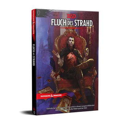 Dungeons & Dragons: Fluch des Strahd – DE