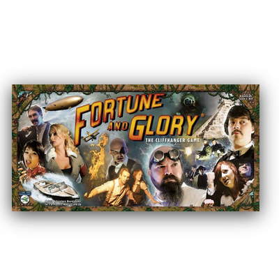 Fortune and Glory: The Cliffhanger Game – EN