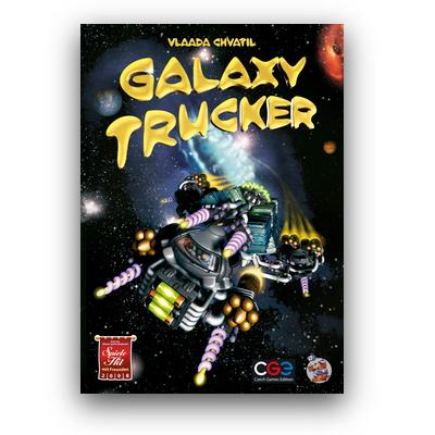 Galaxy Trucker – DE