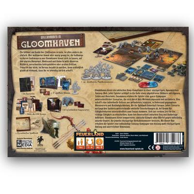 Gloomhaven (2. Edition) – DE