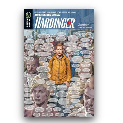 Harbinger – Band 1: Aufstieg des Omega