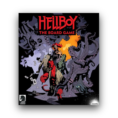 Hellboy: The Board Game – EN