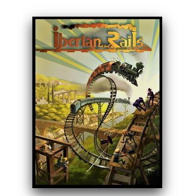 Iberian Rails – EN