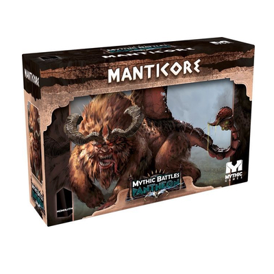 Mythic Battles: Pantheon 1.5 – Manticore