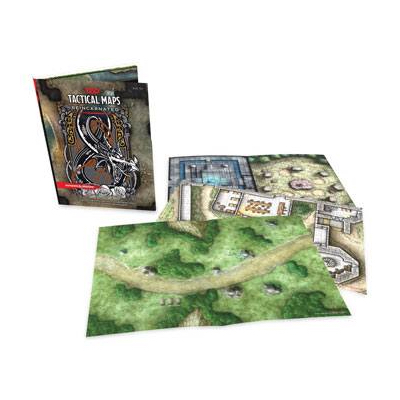 Dungeons & Dragons: Tactical Maps Reincarnated – EN