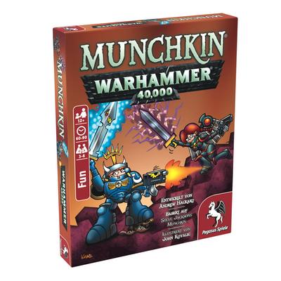 Munchkin: Warhammer 40.000 – DE