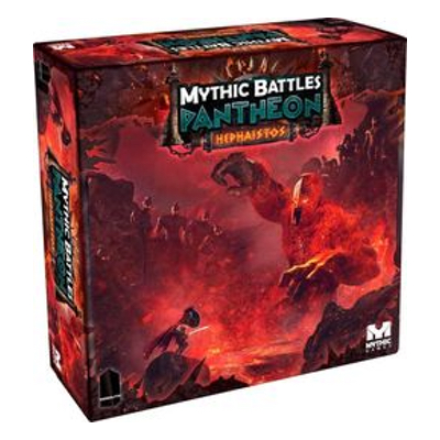 Mythic Battles: Pantheon 1.5 – Hephaistos