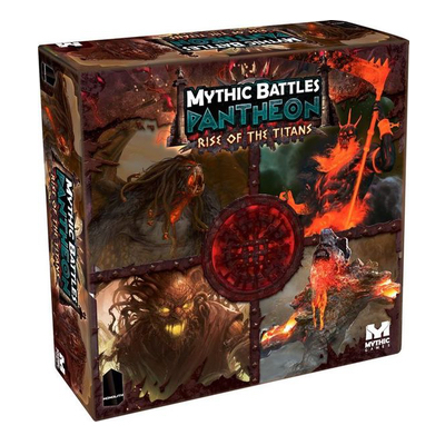 Mythic Battles: Pantheon 1.5 – Rise of the Titans