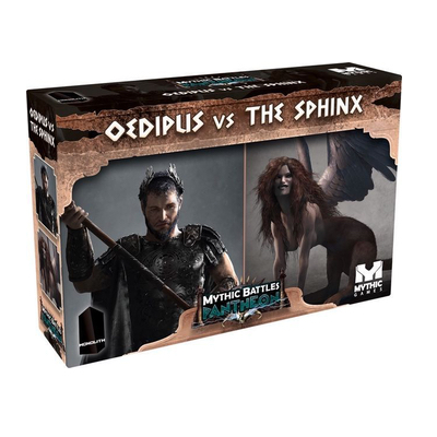 Mythic Battles: Pantheon 1.5 – Oedipus vs. the Sphinx
