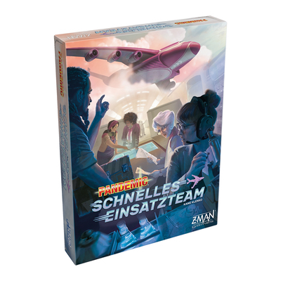 Pandemic: Schnelles Einsatzteam – DE