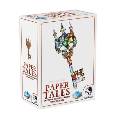 Paper Tales: Die Tore der Unterwelt – DE