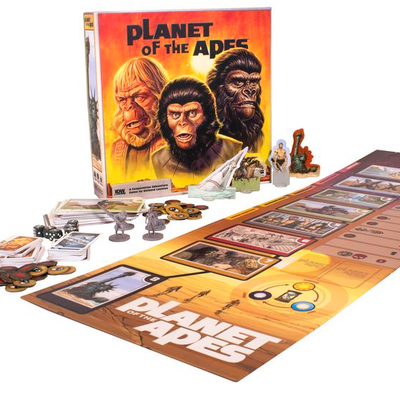 Planet of the Apes – EN