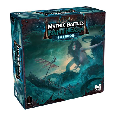 Mythic Battles: Pantheon 1.5 – Poseidon Expansion