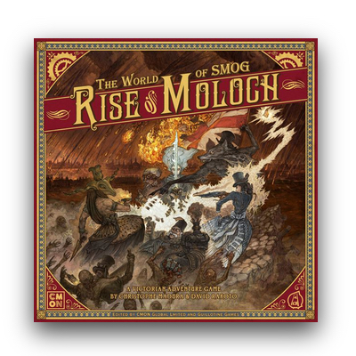 The World of Smog: Rise of Moloch – EN