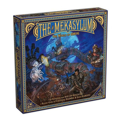 The World of Smog: The Mekasylum – EN