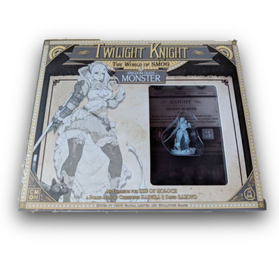 The World of Smog: Kingdom Death Crossover: Steampunk Twilight Knight – EN