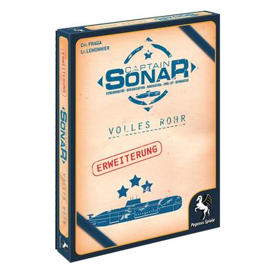 Captain Sonar: Volles Rohr (1. Erweiterung) – DE
