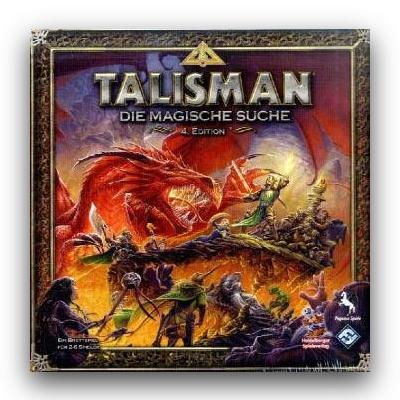 Talisman: Die Magische Suche – DE