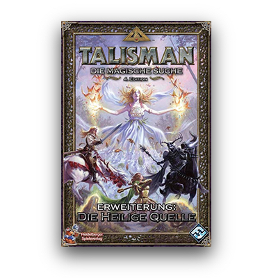Talisman: Die Heilige Quelle – DE