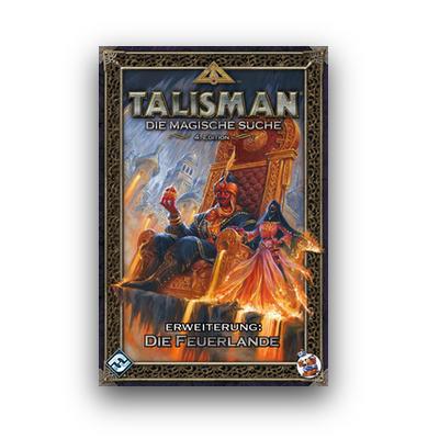 Talisman: Die Feuerlande – DE