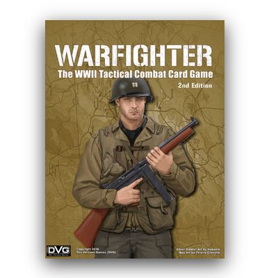 Warfighter: The WWII Tactical Combat Card Game – EN
