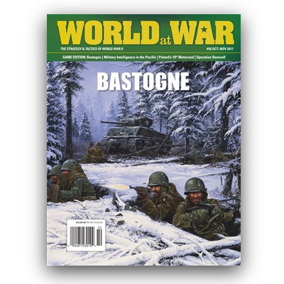 "World at War #56: Bastogne ""Solitaire"" – EN"