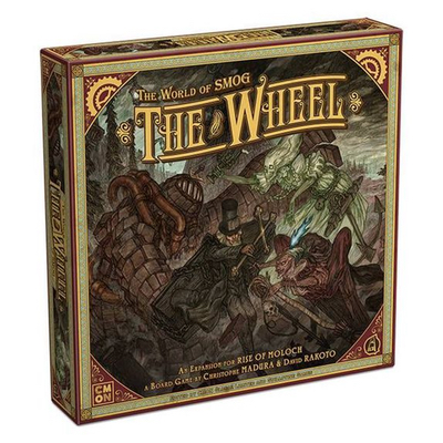 The World of Smog: The Wheel – EN