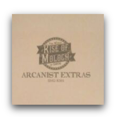 The World of Smog: Arcanist Extras Box – EN
