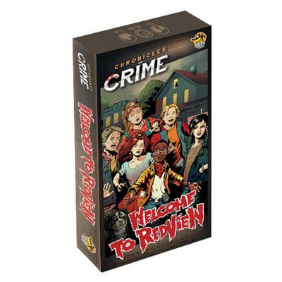 "Chronicles of Crime: Willkommen in Redview – DE ""nur stationärer Verkauf"""