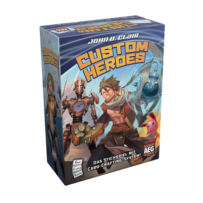 Custom Heroes – DE