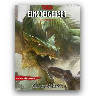 Dungeons & Dragons: Einsteigerset – DE