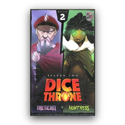 Dice Throne: Season Two – Tactician v. Huntress – EN