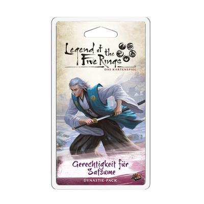 Legend of the five Rings: Erbfolge 3 – Gerechtigkeit für Satsume – DE