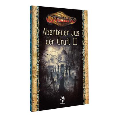Cthulhu: Abenteuer aus der Gruft II (SC) – DE