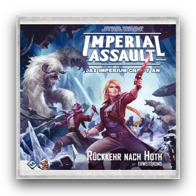 Star Wars Imperial Assault: Rückkehr nach Hoth – DE