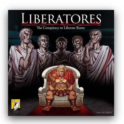 Liberatores: The Conspiracy to Liberate Rome – EN