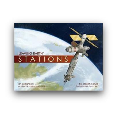 Leaving Earth: Stations – EN