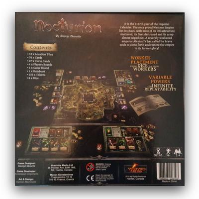 Nocturion (KS – Deluxe Edition) – EN
