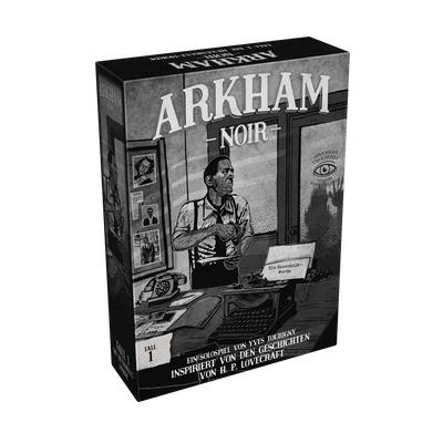 """Arkham Noir: Fall 1 """"die Hexenkult-Morde"""" – DE"""