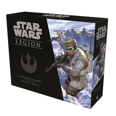 Star Wars Legion: Rebellenveteranen – DE/IT
